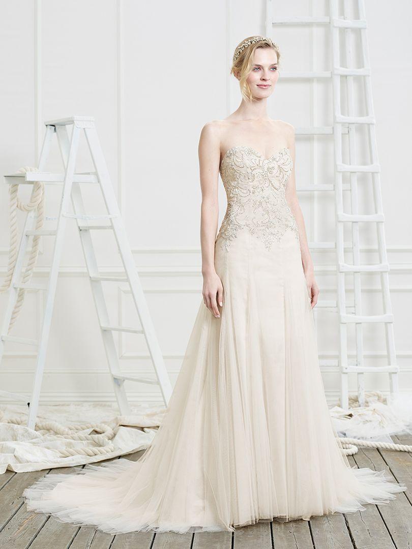 Style BL201 Destiny   Beloved By Casablanca Bridal