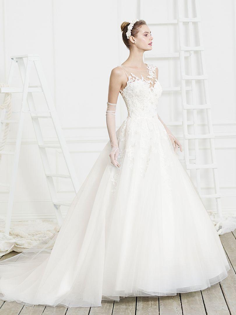Style BL202 Hope | Beloved By Casablanca Bridal
