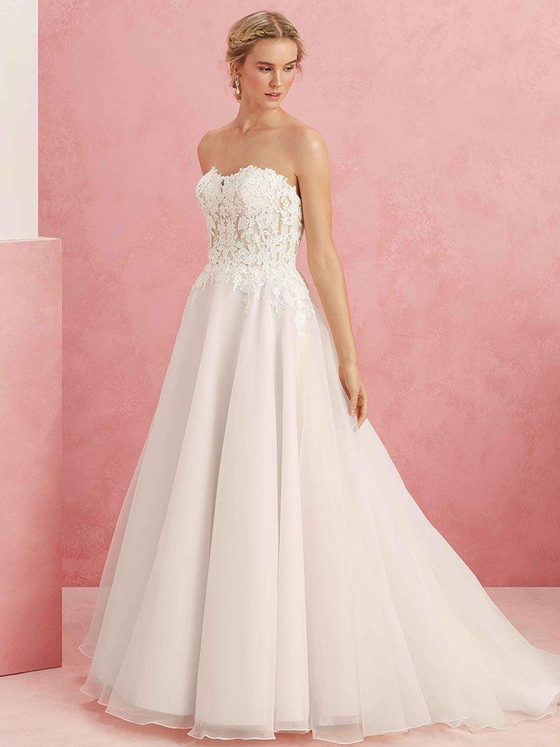 Style BL231 Wonder   Beloved By Casablanca Bridal