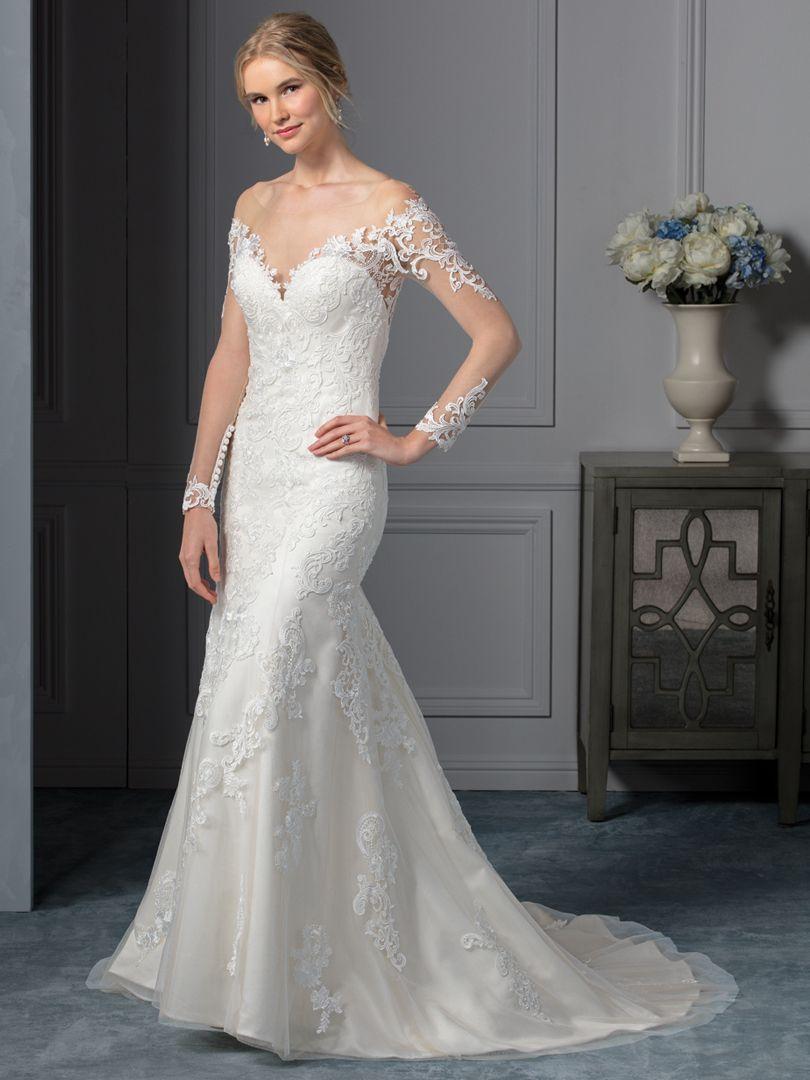 Style Bl239 Carolina Beloved By Casablanca Bridal