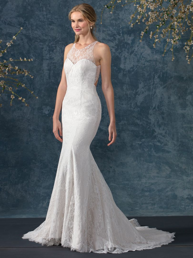 Style BL246 Cerulean | Beloved By Casablanca Bridal